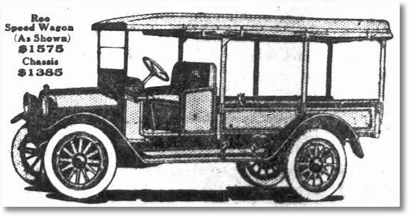 reo speed wagon