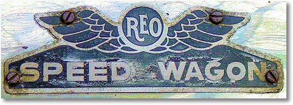 REO Speedwagon logo
