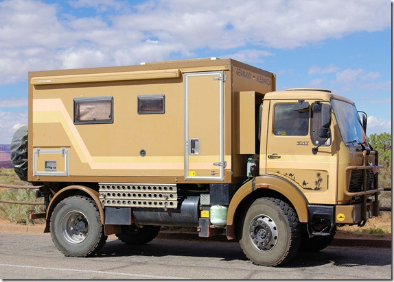 big offroad RV