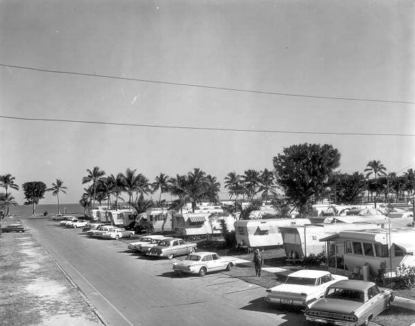 Florida nudist mobile home park the