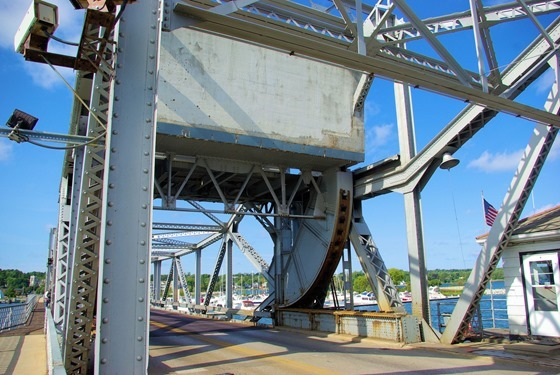 Market Street Bridge, Sturgeon Bay, Wisconsin