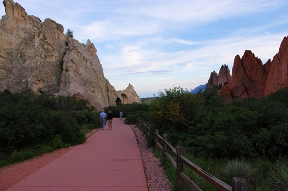 Garden of the Gods, September 8, 2011