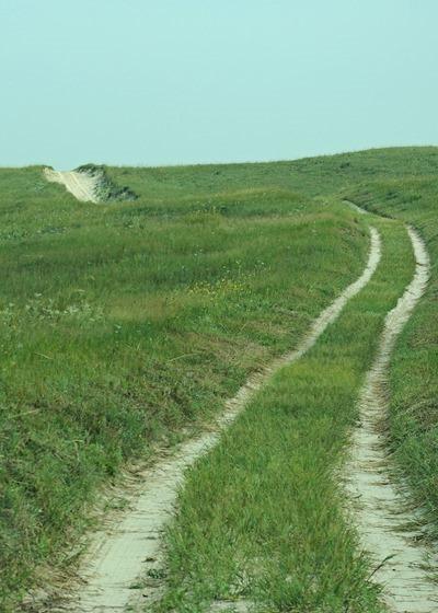 Nebraska sand hills, August 2007