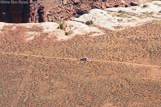 White Rim Road, Canyonlands National Park, Utah, September 28, 2011 - 2