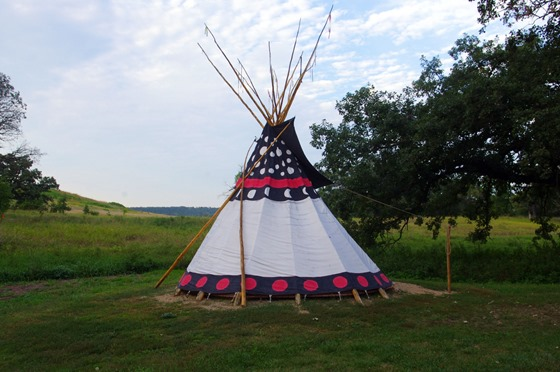 Upper Sioux Agency State Park, Minnesota, September 6, 2013