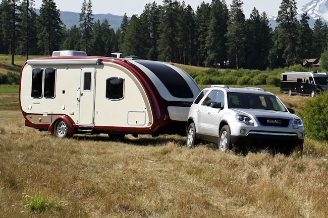 Travel Trailers explained – with manufacturers' links