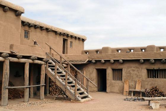 Bent's Old Fort, La Junta, Colorado, September 7, 2011