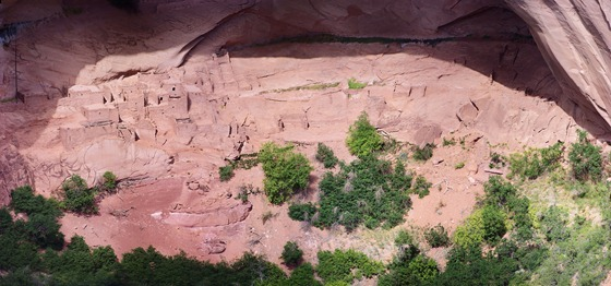 Betatakin dwellings - Navajo National Monument