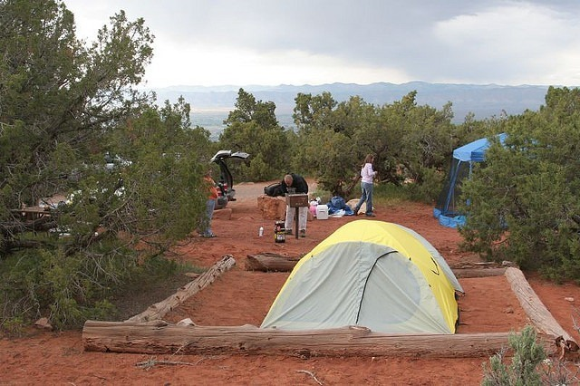 Camping-at-the-Colorado-National-Monument-34-degrees-raining-and-windy-views-were-amazing