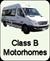 Class B Motorhomes