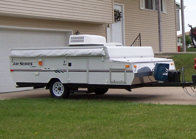 Jayco 1006 Pop up Camper Trailer2. Popup Campers  tent trailers  information  with links to
