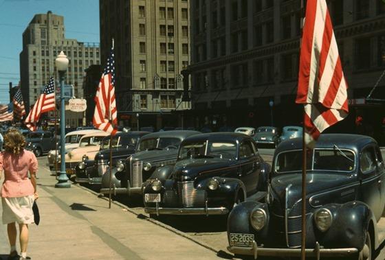 Lincoln, Nebraska '42