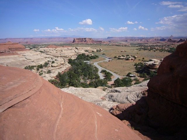 Squaw-Flat-Campground-Needles-District-Canyonlands-National-Park-Utah-loop-A-from-above
