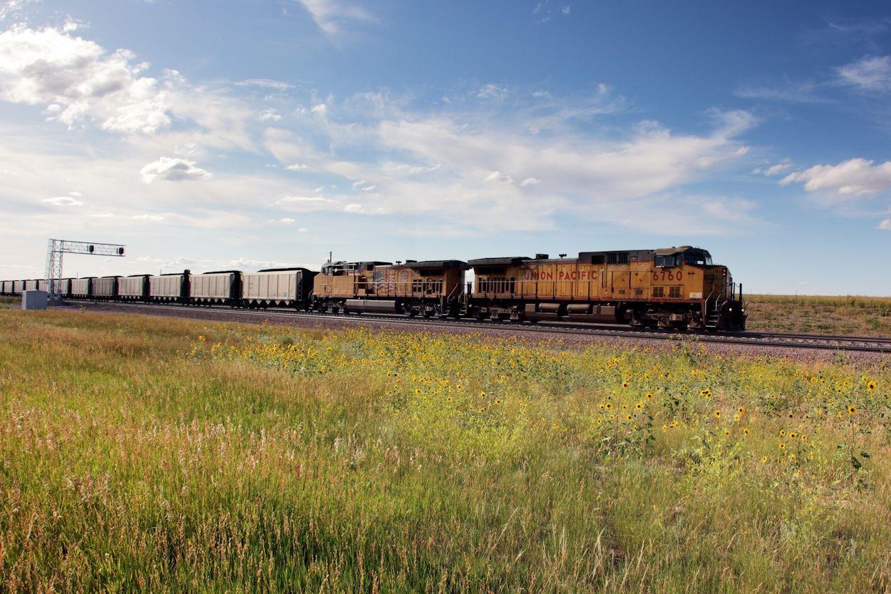 High Plains Union Pacific