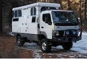 Offroad RVs - EarthCruiser Overland Vehicles