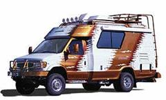 Offroad RVs - Chinook Baja
