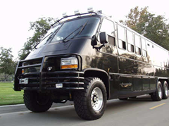 off road RVs - Revcon Trailmaster 4x4  (2003)