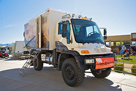 Offroad RVs - Global Expedition Vehicles (GXV)