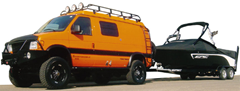 Offroad RVs - Sportsmobile