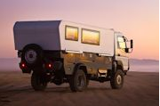 Offroad RVs - All Terrain Warriors USA