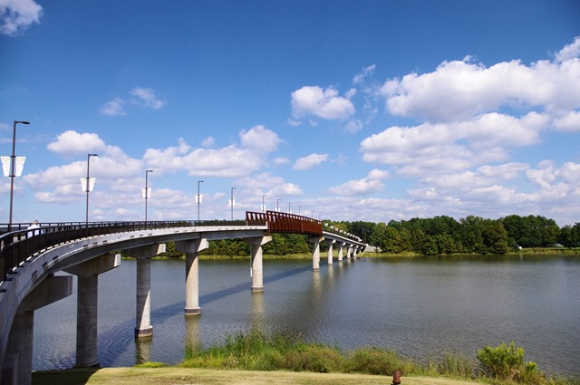 Two Rivers Park And Two Rivers Park Bridge