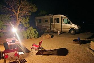 Devils Garden Campground, Arches National Park, September-20-2011