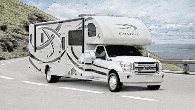 Class-Super-C-Motorhomes-Diesel-Class-C-RV -- Creative Common Share and Share alike