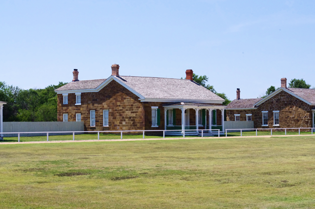 Fort Larned,  Kansas