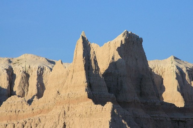 Badlands National Park, August 10, 2014