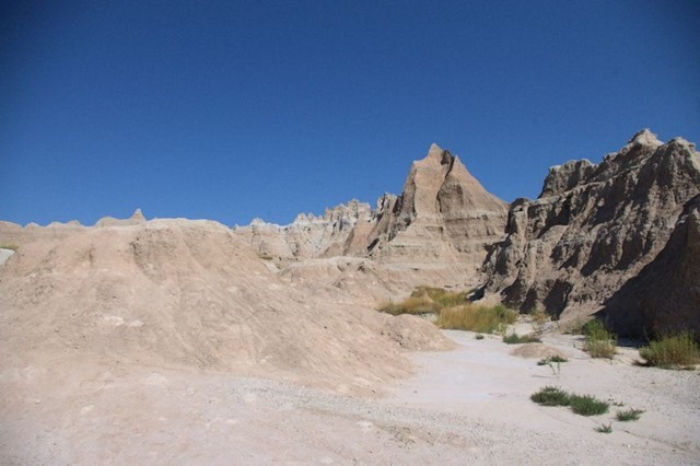 Badlands National Park, August 11, 2014